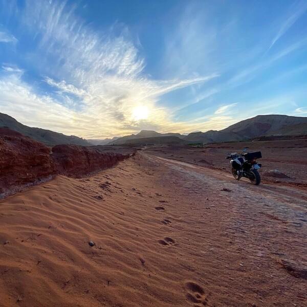 MOTORCYCLE TOUR - Morocco - Sahara Experience